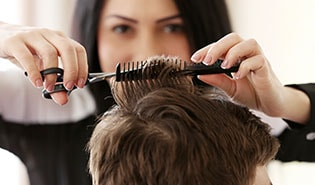 Scheduling software for hair salons, cosmetic and nail salons
