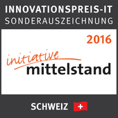 eTermin online appointment scheduler wins IT innovation award 2016!